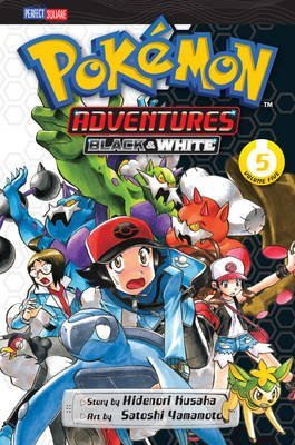 [Pokemon Adventures Black & White: 5] (By: Hidenori Kusaka) [published: November, 2014]