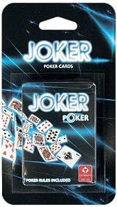 Batman - Juego de Cartas Joker (Carta Mundi France A1301193) (versión en francés)