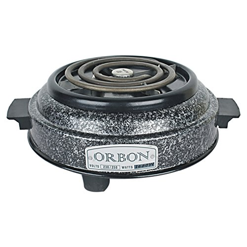 Orbon 1000-watt Electric Heater / G Coil Hot Plate Induction Cooktop / Induction Cookers / Handy G Coil Cooktop ( With Attached 2 Mtr. Cord ,  Huge Diwali Discount & Free Shipping )
