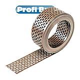 Vogelschutzgitter PVC | 5MTR x 150MM (Braun)