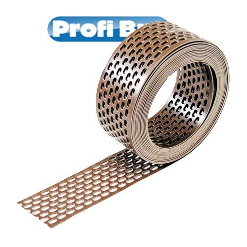 Vogelschutzgitter PVC | 5MTR x 100MM (Braun)