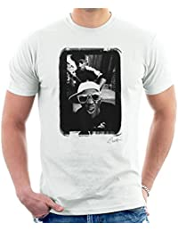 Don't Talk To Me About Heroes Lawrence Watson Official Photography - Public Enemy Flavor flav Sunglasses Men's T-Shirt