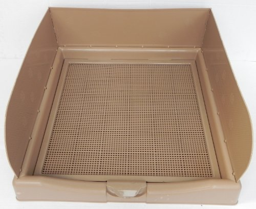 DOG LITTER BOX(TRAINING / PUPPY PAD HOLDER) BY THE RASCAL DOG LITTER BOX COMPANY. AS SEEN ON DRAGON'S DEN.NEXT DAY DELIVERY 2