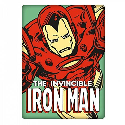 Genuine Marvel Comics The Invincible Iron Man Refrigerador