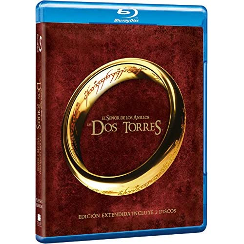 El Señor De Los Anillos: Las Dos Torres Ed. Extendida Blu-Ray [Blu-ray] 5