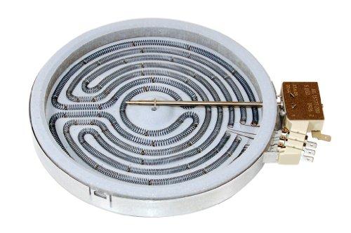 Electrolux Tricity Bendix Zanussi Herd Keramikkochplatte Element. Teilenummer des Herstellers: 3890881018