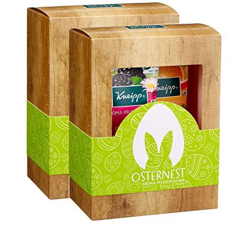 Kneipp Geschenkpackung Osternest, 2 x 2er Pack (4 x 200 ml)