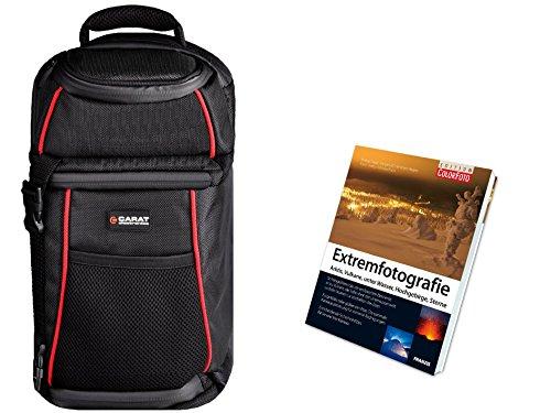 fz300 buch Foto Kamera Tasche Sling Rucksack im Set mit Fotobuch Extremfotografie