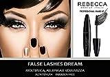 False Lashes Dream by Rebecca Makeup Italia mascara effetto extention