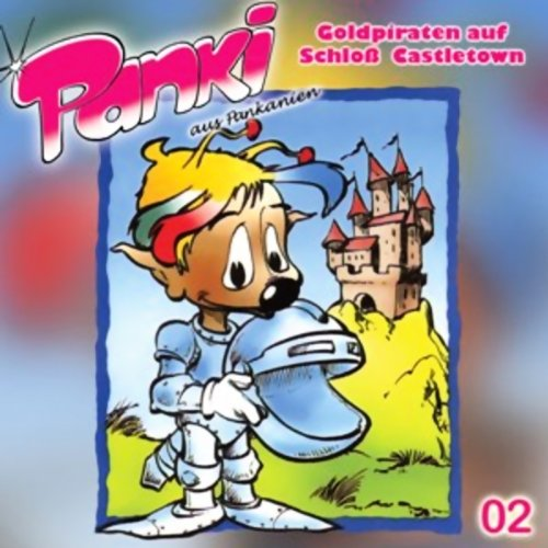 Goldpiraten auf Schloss Castletown (PANKI 02)