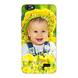 Impressive Laughing Baby Girl Back Case Cover for Honor 4C