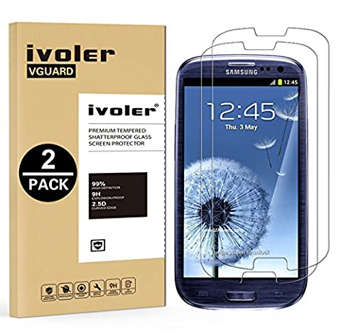 [Lot de 2] Samsung Galaxy S3 / S3 Neo Protection
