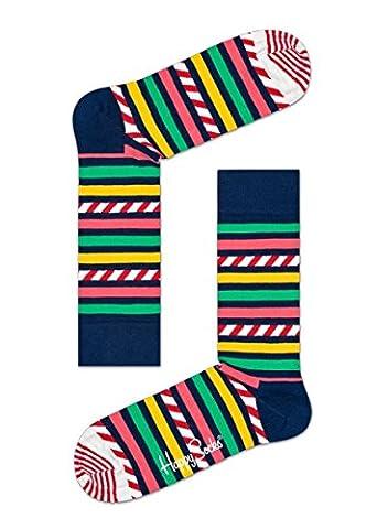 Happy Socks - Chaussettes - Femme - multicolore - Taille Unique
