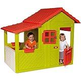 Smoby Spielhaus Polyester/Kunststoff Bunt: Amazon.de: Baby