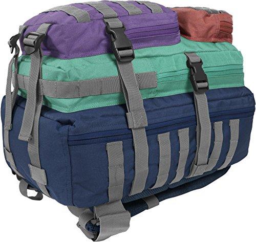 US Assault Pack Large, Rucksack, 50 Liter Normsky