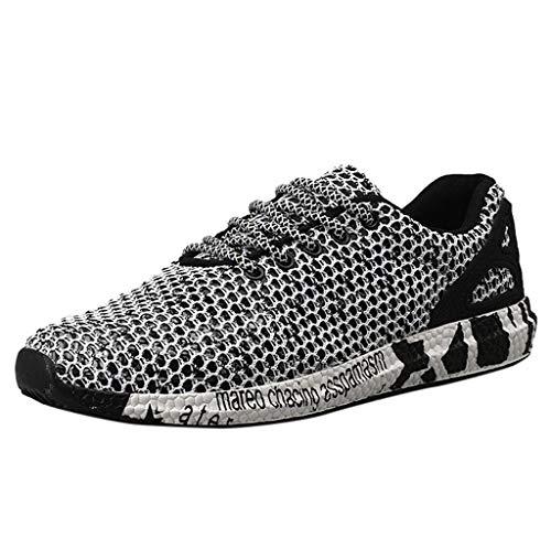 Jimmackey- Scarpe Running Uomo Sneakers Scarpe da Immersione Asciugatura Rapida Scarpe da Trail Running Scarpe da Corsa su Strada,Scarpe per Camminare Naturale Trekking Palestra Fitness Shoes