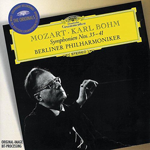 Mozart: Symphonies Nos.35 Haff...