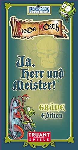 Preisvergleich Produktbild Ja, Herr und Meister • GRÜNE Edition