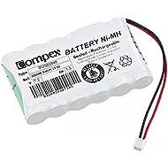 Compex - Batería de reemplazo para electro estimuladores modelos anteriores