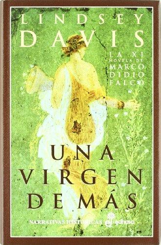 Una Virgen de Mas por Lindsey Davis