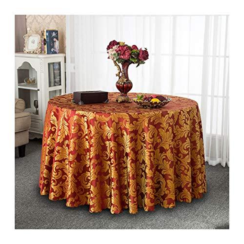 MAL Tischdecke, Runde Tabelle Hotel Tischdecke Stoff Hotel große Runde Tisch Tischdecke Tisch...