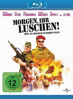 Morgen, ihr Luschen! Der Ausbilder-Schmidt-Film [Blu-ray]