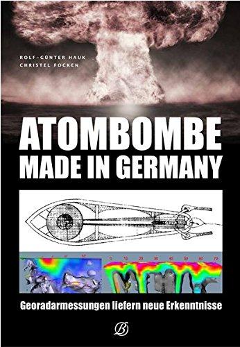 Atombombe - Made in Germany: Georadarmessungen liefern neue Erkenntnisse -