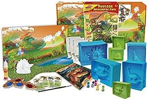 Joustra 43555–Moldeo dinosaurios Park