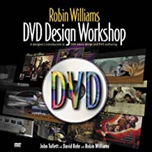 Robin Williams DVD Design Workshop