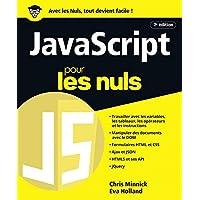 JavaScript pour les Nuls grand format, 2e édition
