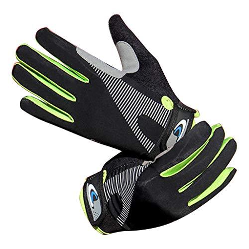 QIMANZ Fahrrad Handschuhe Herren Touchscreen MotorradHandschuhe Outdoor Vollfinger Taktische Handschuhe Army Gloves Sporthandschuhe für Motorrad Fahrrad (Army Style Dance Kostüm)