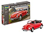 Revell Model Kit Vw Käfer 1500 Carbrio 1:24 7078