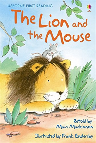 The lion and the mouse (2.1 First Reading Level One (Yellow)) por Mairi Mackinnon