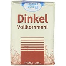 Schapfenmühle Dinkelvollkornmehl, 10er Pack (10x 1 kg)