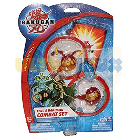 Bakugan - Jeux de Figurines - Boosters Packs - Starter