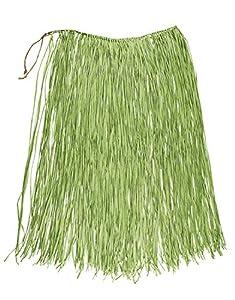 Boland-Rafia Falda Hawaii, Color Verde, 52240