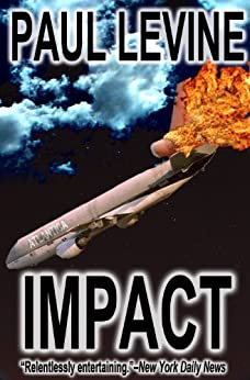 IMPACT (Legal Thriller) (English Edition) par [Levine, Paul]