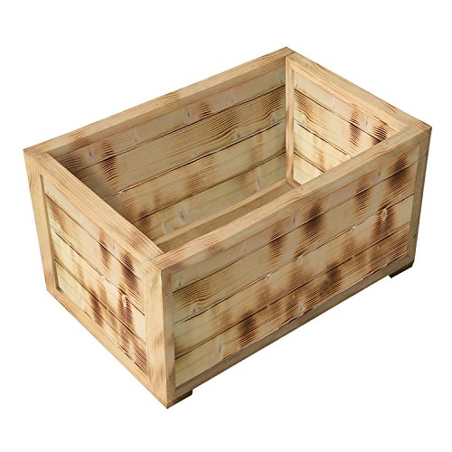 flower-box-plant-box-flamed-solid-wood-60x40x32cm-lxwxh-ideal-for-terrace-balcony-or-garden