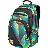 Nitro Stash Rucksack, Schulrucksack, Schoolbag, Daypack, Geo Green, 49 x 32 x 22 cm, 29 L