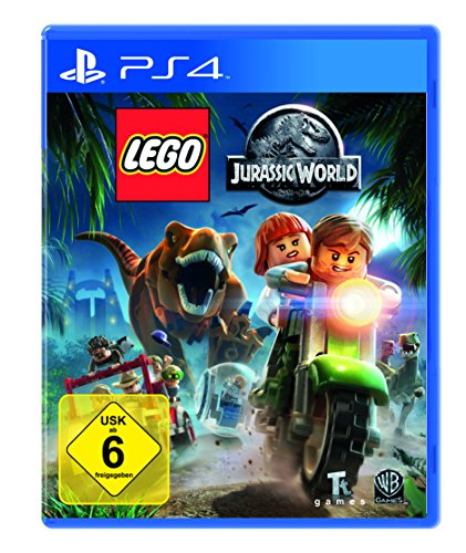 Neuesten Playstation-spiele (LEGO Jurassic World - [PlayStation 4])