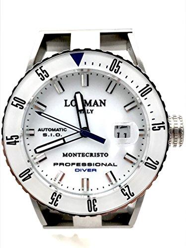 Locman Montecristo 513 Diver Automatic Watch S.I.O