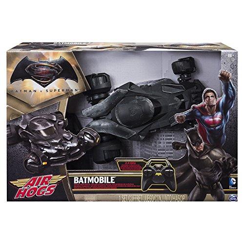 Air Hogs Batman Batmobile Radiocomandata, 6026063
