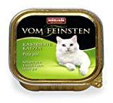 """Animonda Vom Feinsten für kastrierte Katzem """"mit Pute & Tomate, 100g"""