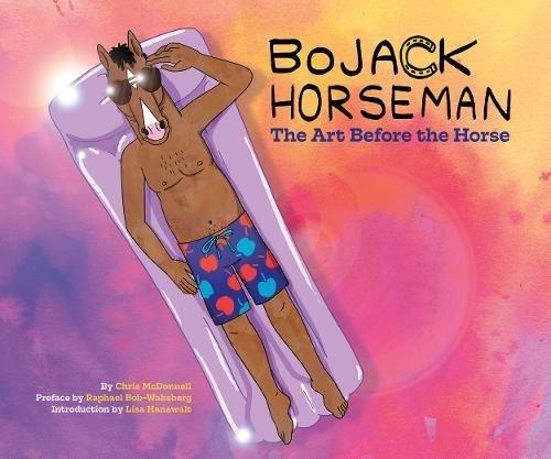 BoJack Horseman: The Art Before the Horse por Chris McDonnell
