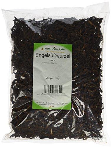 Naturix24 Engelsüßwurzel Ganz, 1er Pack (1 x 1 kg)