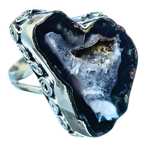 925 Sterling Silber Ring 8.25 ()