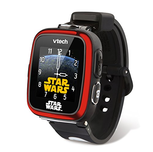 Hasbro Vtech - 194225 - Star Wars - Cam' Watch Collector Stormtrooper - Nero