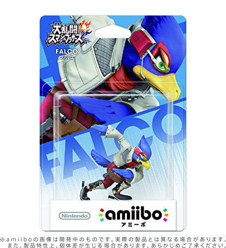 amiibo Falco (Super Smash Bros Series) for Nintendo Wii U, Nintendo 3DS - 2