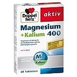 Doppelherz Magnesium+Kalium Tabletten, 60 St