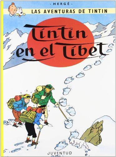 R- Tintín en el Tibet (LAS AVENTURAS DE TINTIN RUSTICA) por HERGE-TINTIN RUSTICA IV